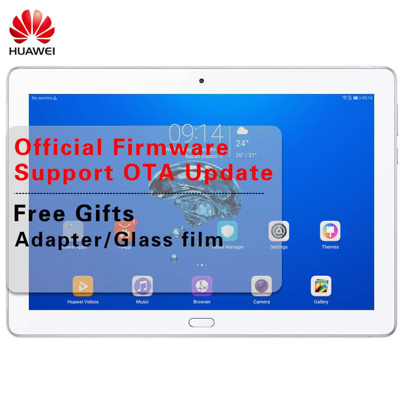 HUAWEI MediaPad M3 Lite 10 WP Honor WaterPlay 10.1 Inch Waterproof Tablet PC IP67 Android Kirin 659 Octa Core