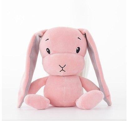 70cm 50CM 30CM sevimli tavşan peluş oyuncaklar tavşan dolması peluş oyuncak sevimli yastık bebek uyku için hediye