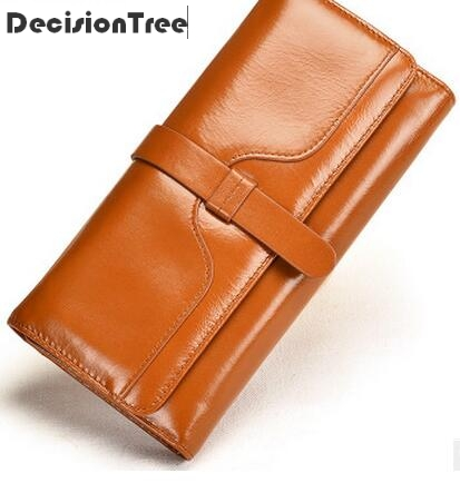 Luxury Men Wallets Brand Design High Quality Genuine Leather Wallet Male Hasp Fashion Dollar Price Long Men Wallets women wallets brand design high quality genuine leather wallet female zipper fashion dollar price long women wallets and purses