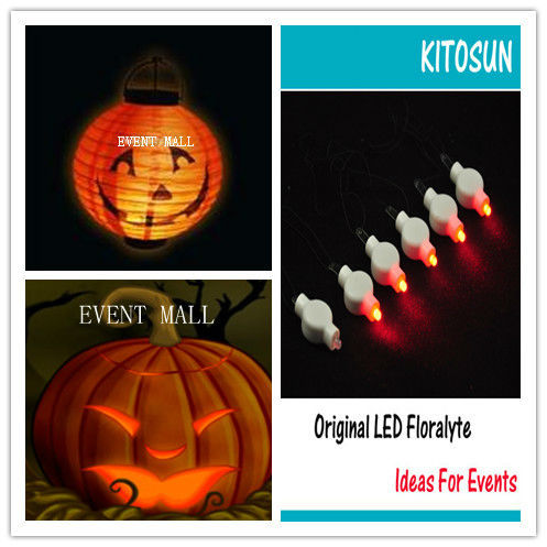 10pcs* CR2032 Battery 12colors Paper Lantern Led Candle Light Hanging Mini Bright Lamp For Colorful Lanterns Birthday Party Bulb