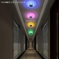 Outra casa decorativo lamp2017 O LED barra de luz luzes do corredor luzes do corredor varanda downlight corredor
