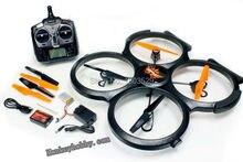 Vente chaude 2015 Date produit U829 RC drone hélicoptère grand mousse 4 rotor hélicoptère et avion modèle avec gyro pour enfants et adultes comme cadeau