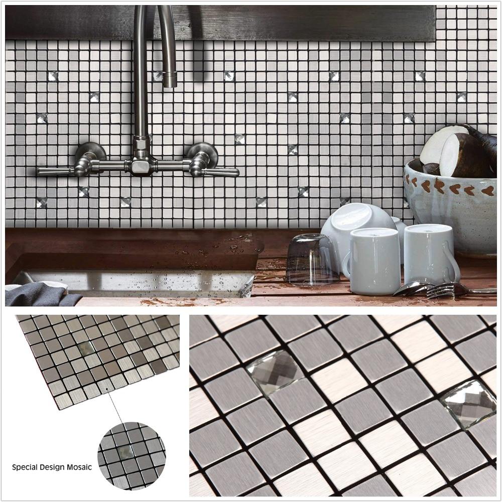 Fliesen Mosaik Diy | Diy Fliesen Einfach Selbst Verlegen