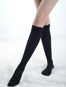 1 para Nylon mieszanka długie skarpetki biały czarny Slim Fit jesień mężczyźni kobiety markowe skarpetki Casual mężczyźni kobiety akcesoria skarpetki do tańca