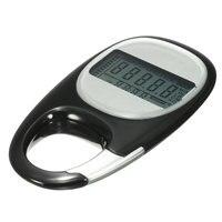المفاتيح 3d الذكية عرض lcd تشغيل الخطوة مقياس الخطو السعرات تسلق المشي الحركة sensor مكافحة المقتفي + زر البطارية + دليل
