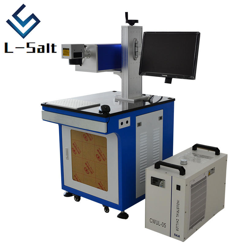 Cheap Laser Marking Machine Crystal Glass Silicon Wafer Code Uv 355nm Laser Marking Machine