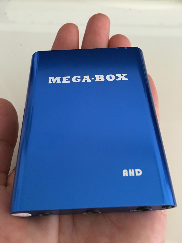 Asmile Mega box DVR 1CH AHD HD MINI DVR with factory