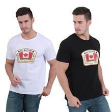 цены DSQICOND2 DSQ Summer Maple Leaf Cotton T-shirt Men Short Sleeves Cool Tops Tees with Mesh Baseball Trucker Cap Snapback Dad Hats