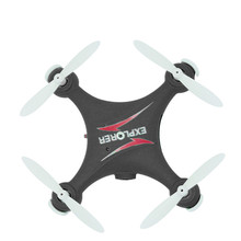 New GW009C Mini 2.4G 6 Axis RC Quadcopter Aircraft With HD Camea Dropshipping Free Shipping M30