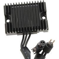 Drag Solid State Black Voltage Regulator for Harley 94-03 Sportster XL Repl 74523-94