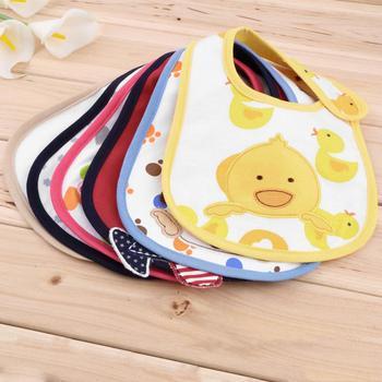 0-3 years baby bibs bib Infant Saliva Towels Newborn Wear Burp Cloths Waterproof Hot Selling