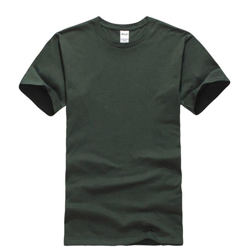 17Colors T shirts Men Women Summer Mens Clothing Premium Cotton Casual Basic Short Sleeve Tees Tops O-Neck US EU Size XS-3XL-20
