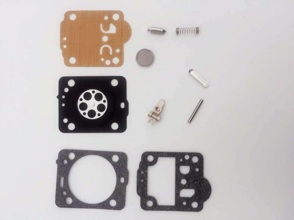 1set Carburetor Repair Kit For Husqvarna 235 236 240 435 Jonsered CS2234 Cs 2238 Zama Carb Kit RB-149