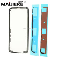 10PCS Top AAA+ Screen Frame Bezel for iPhone X Xr Xs max 11 pro max Middle Frame With Adhesive Sticker Replacement