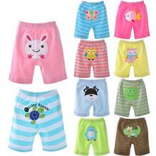 4 sztuk partia bawełna lato Baby Boy spodenki spodnie chłopięce spodnie niemowląt odzież dla niemowląt dziewczyny spodenki bawełniane ubrania z dzianiny TZ60 tanie tanio Dla dzieci Szorty COTTON Boys baby TZ60 Baby Shorts Zwierząt Pasuje prawda na wymiar weź swój normalny rozmiar nezababy