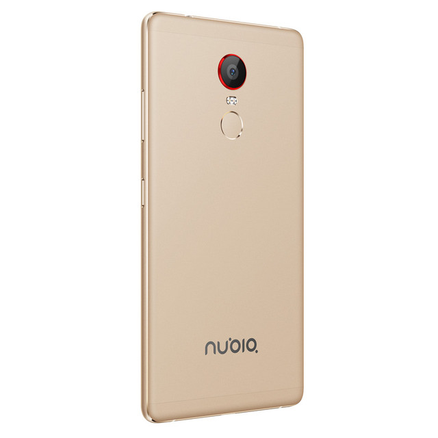 Original 6.0 inch ZTE Nubia Z11 Max Snapdragon 652 Octa Core Cell Phone 4GB 64GB Android 4000mAh Quick Charge