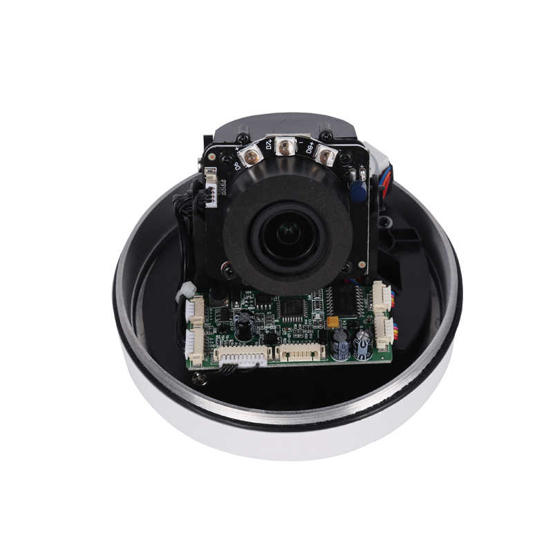 e4c9525581e ... 2MP 5MP Mini PTZ Dome Camera POE 5X Zoom Motorized CCTV Security PTZ IP  Camera