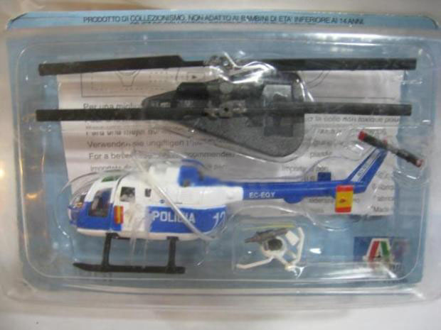 1/100  Model of BO-105 Helicopter Alloy Aircraft  Diecasts  Collection model1/100  Model of BO-105 Helicopter Alloy Aircraft  Diecasts  Collection model