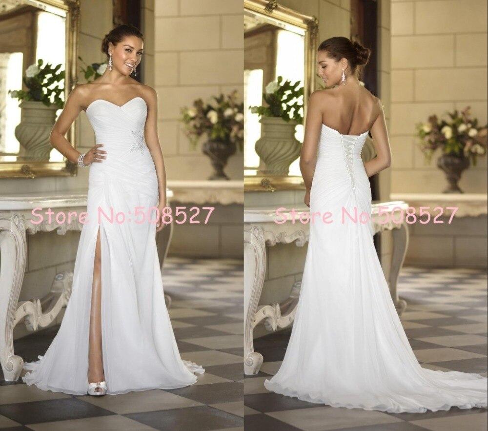 georgia gown reasonable wedding dresses Ivory Georgia Gown BHLDN