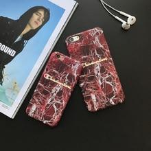 Champion Marble Phone Case iPhone 6 S plus 7 7 plus 8 8 plus X