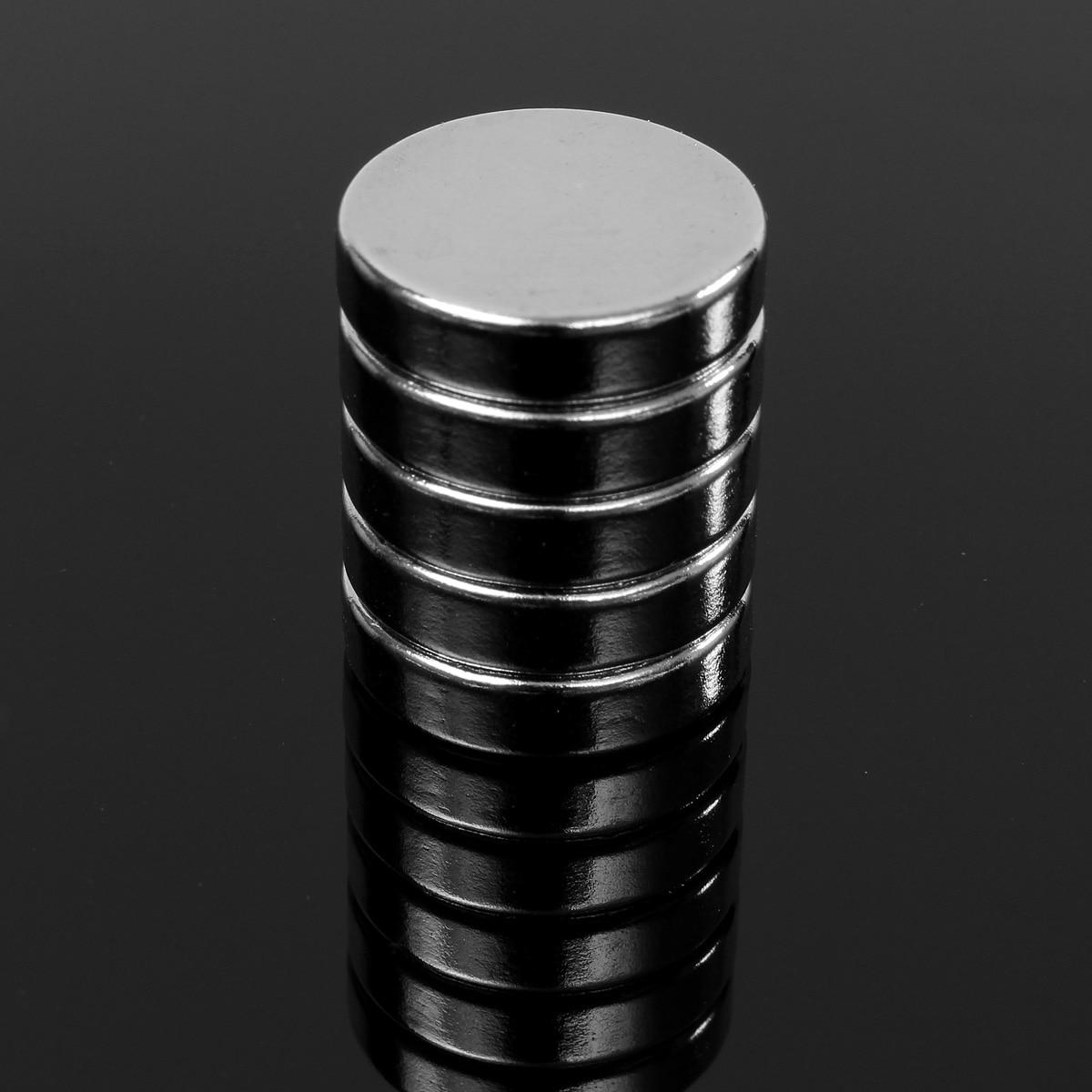 10pcs 20mm x 2mm Disc Rare Earth Neodymium Super strong Magnets N50 Craft Model