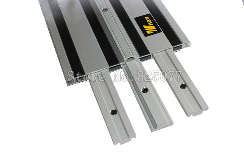 2017 New Woodworking tools Double-deck Electrotrephine Carving Machine Straight Guide Rail JF1124