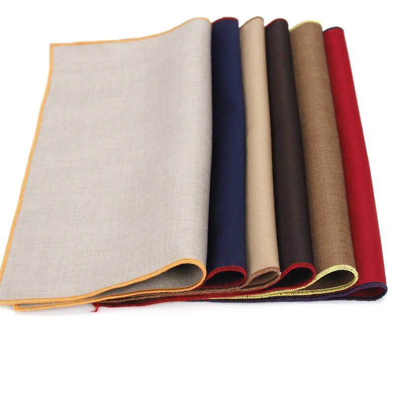 Новое поступление мужские носовые платки хлопчатобумажные носовые платки британские квадранные Карманные Платки для свадебной вечеринки LXH