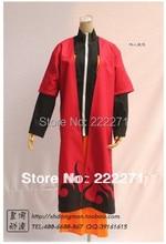 Наруто Косплей Плащ + Одежда внутри Наруто Узумаки шестого Хокаге Костюм Бесплатно Трек Аниме