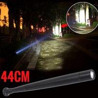 Baseball Bat LED Flashlight Tactical Flashlight Baton Torch Light for Emergency and Self Defense Flashlight