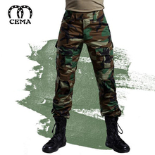 High Quality 2017 Camouflage combat frog military outdoor G3 men camo Sport Trainning Exercise Combat Pants Cargo Trousers