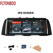 10.25 inch Android 7.1 Car Gps radio plyaer navigation for BMW 5 Series F10 F11 Original CIC NBT 4 core 2GB RAM 32GB ROM wifi