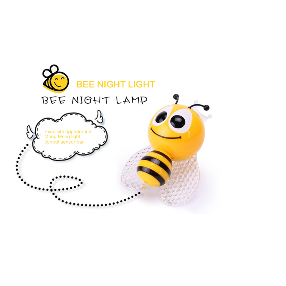 Luzes da Noite ledgle bee forma de luz Modelo Número : 2978143