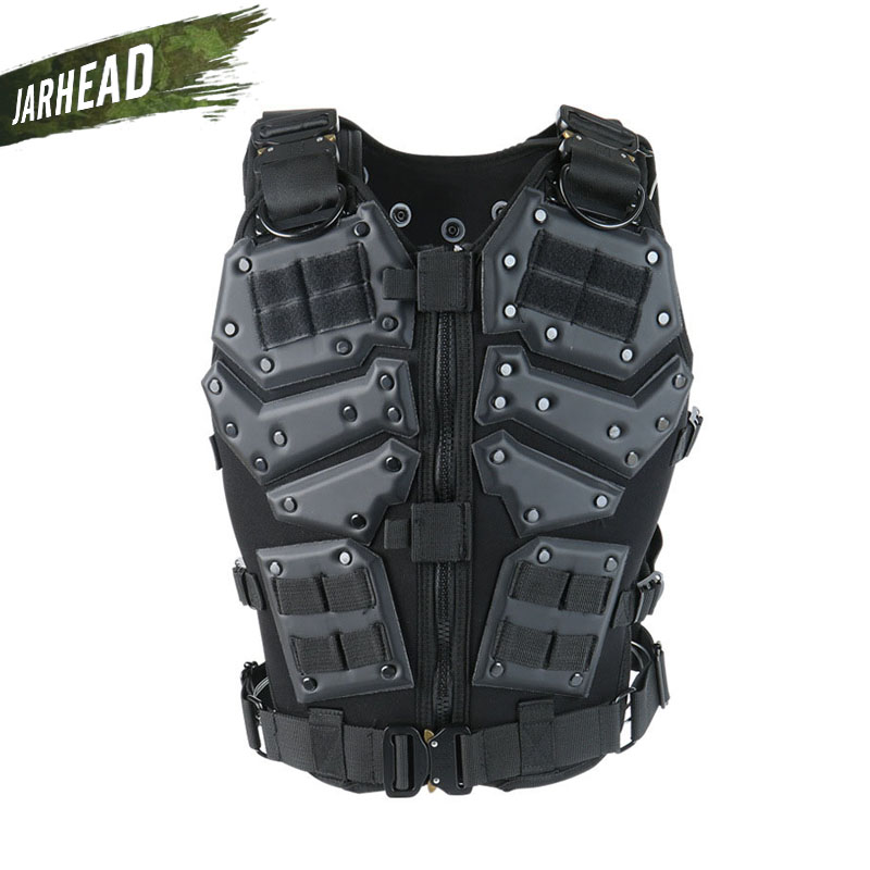 Airsoft TF3 Tactical Vest CS Paintball Protective Tactical Vest Paintball Training CS Protection Equipment Molle Vests|Hunting Vests|   - AliExpress