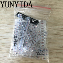 цена на LL34 SMD Zener diode package 1/2W 2v-39v 30 values *10pcs=300pcs  Assorted Kit