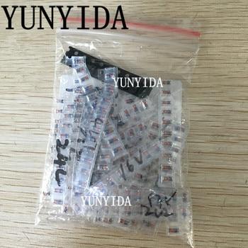 LL34 SMD Zener diode package 1/2W 2v-39v 30 values *10pcs=300pcs  Assorted Kit