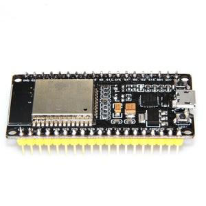Image 3 - ESP32 rev1 مجلس التنمية واي فاي بلوتوث فائقة منخفضة استهلاك الطاقة ثنائي النواة ESP 32 ESP 32 ESP8266 (دبوس أصفر لحام)