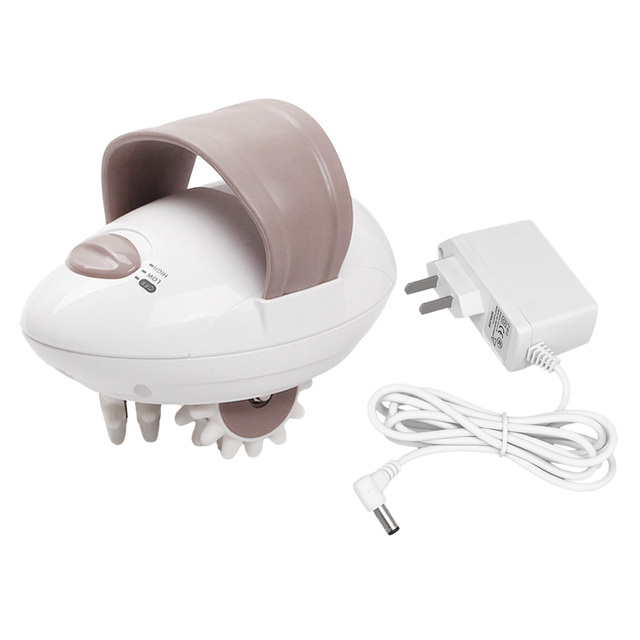 3D Electric Full Body Massager Anti-cellulite Slimming Massage Machine Roller Device Weight Loss Fat Burner Spa Health Care
