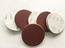 5″ 125mm Hook & Loop Abrasive Sand Paper Sanding Disc with Grits 40~2000 Available