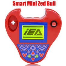 Auto car key Programmer smart mini zed bull car transponder tool ZED-BULL Multi-Language Car kits car key chip reader