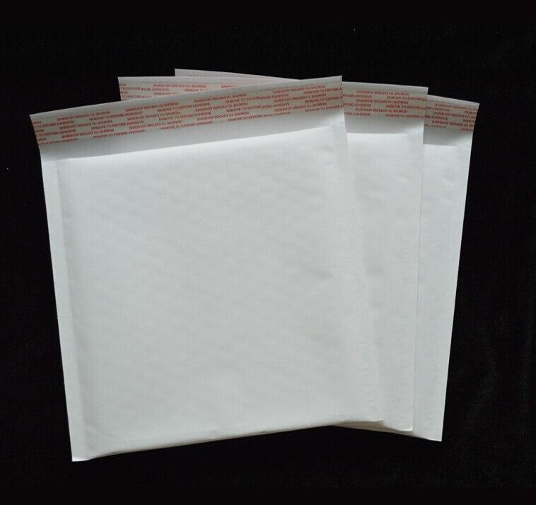 25 28cm Large White Bubble Envelope Bubble Mailing