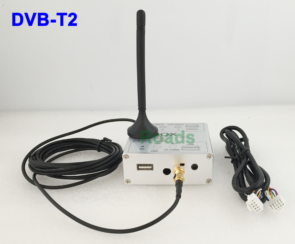 DVB-T2 Digital TV Box for our Car DVD Player (only fit our car dvd) special dvb t mpeg4 tv box tuners for ownice car dvd player the item just for our dvd