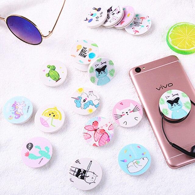 Bridesmaid Gift Newest Unicorn Flamingo Phone Support Bracket