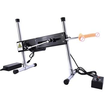 Premium Sex Machine Remote Control Automatic Thrusting Machine Super Quiet Love Machine with Dildo Sex Toys for Women E5-1-104