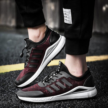46bc73563c2be Erkek spor ayakkabı run spor trail koşu ayakkabıları erkekler boost 350 tn  erkekler için nefes sneakers solomons Adam tenis 2018 YENI