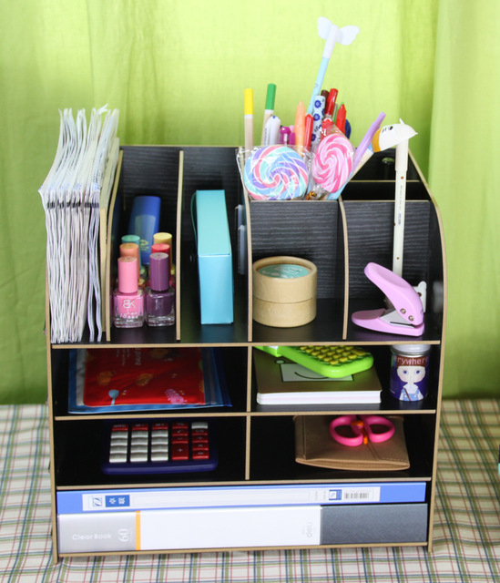 office supplies storage.  Buy desktop file holder and get free shipping on AliExpress com