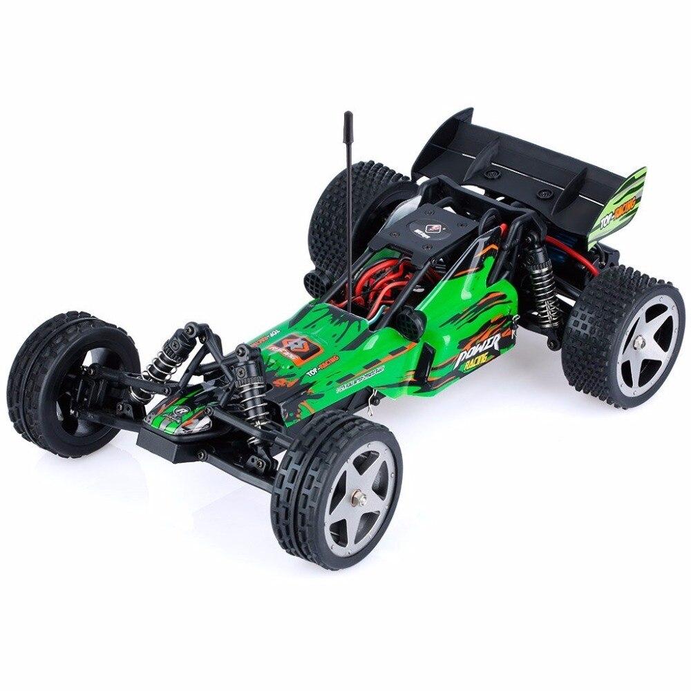 Haute vitesse Wltoys L959 RC voiture 40 KM/H 2.4G mis à niveau 1:12 télécommande Comtrol jouets RC dérive voiture Buggy voiture électrique pour les enfants