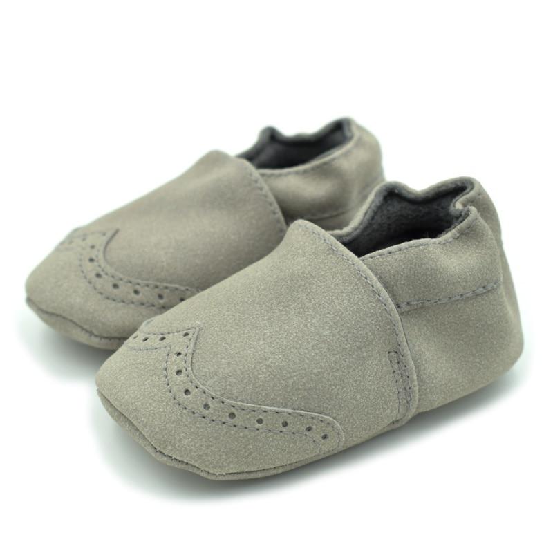 Newborn Spring Colour Baby Soft Anti-slip First Walker Shoes 2
