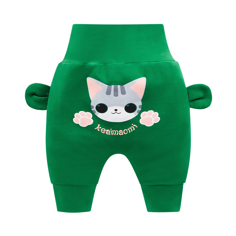 Baby Boy Pants Spring And Autumn Thin Baby Girl  Wear Bottoming Trousers Baby Clothing(China)