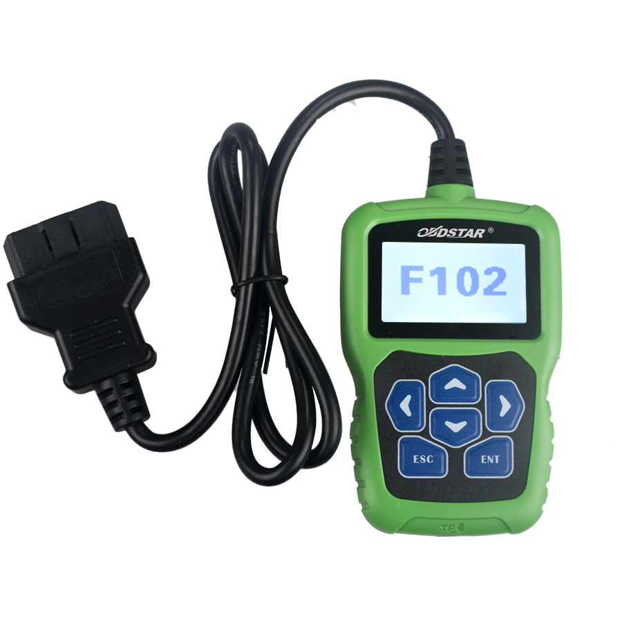 OBDSTAR F102 for N-is-san/ For In-fin-iti Automatic Pin Code Reader OBDSTAR F-102 Pincode with Immobiliser and Odometer Function encrypted communication algorithm in engine immobiliser