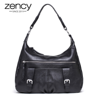 5Cls Best Gift Luxury Designer Quality A Soft Genuine Leather Women Handbag Shoulder Messegner Hobo Bags